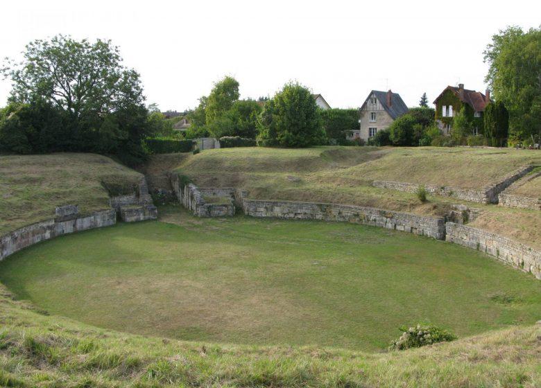Senlis, cité gallo-romaine