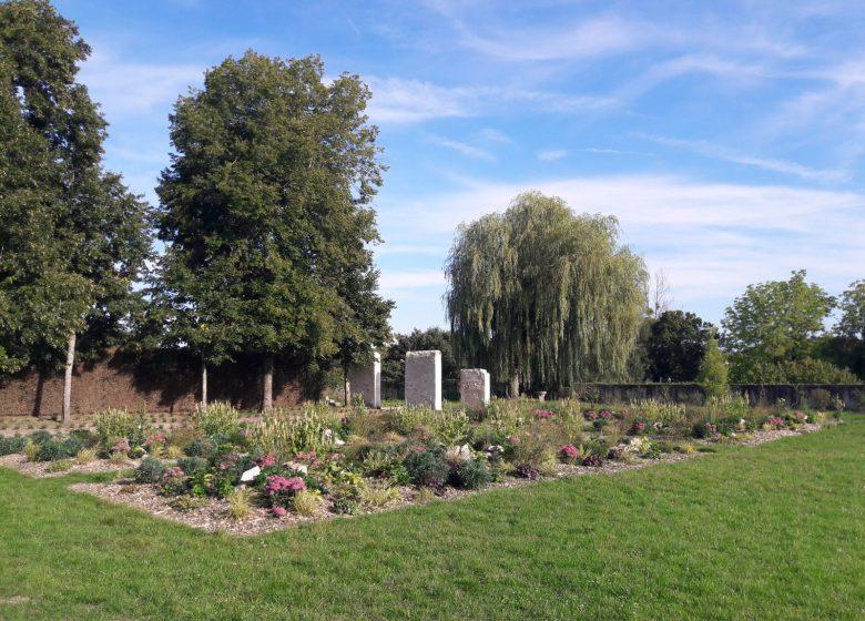 Jardin du Bastion de la Porte de Meaux