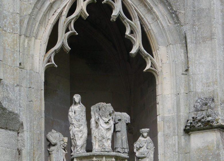 Ruines de l'Abbaye de la Victoire