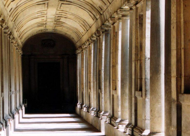 Ancienne abbaye Saint Vincent