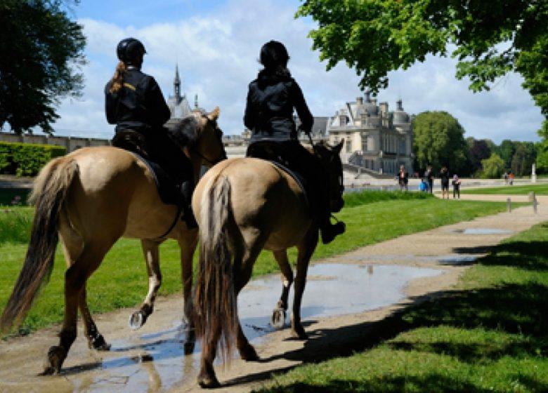 Espace Equestre Henson Chantilly