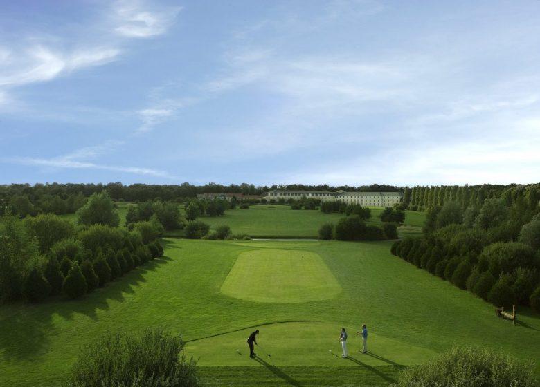 Garden golf de la forêt de Chantilly
