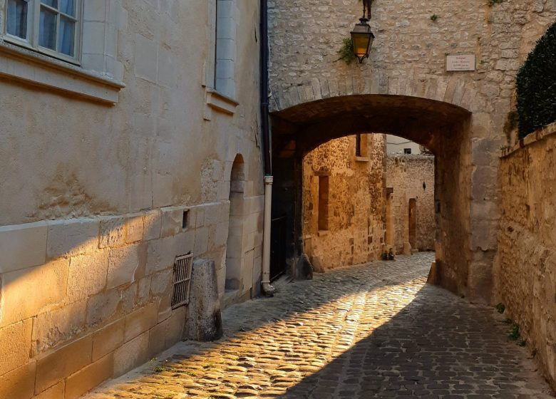 Ruelles médiévales