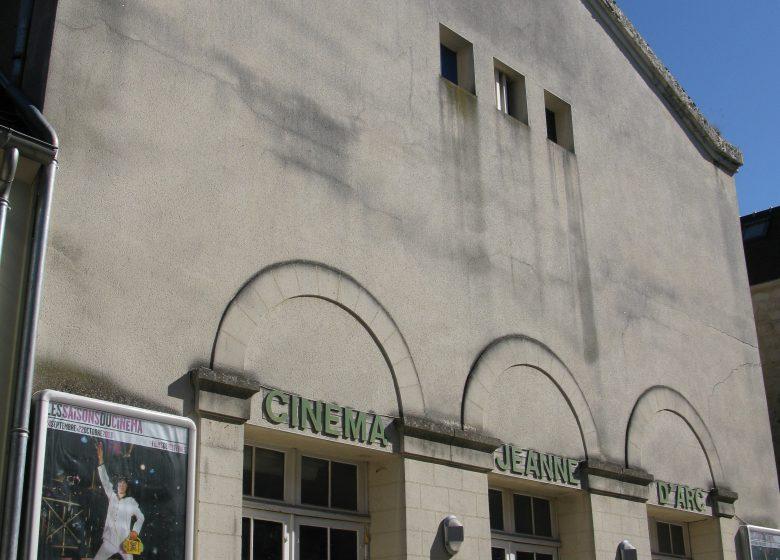 Cinéma Jeanne d'Arc de Senlis
