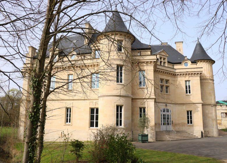 Parc du Château de Lamorlaye