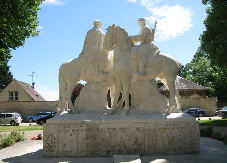 Parcours pédestre «Sur les traces de la Grande Guerre à Senlis»