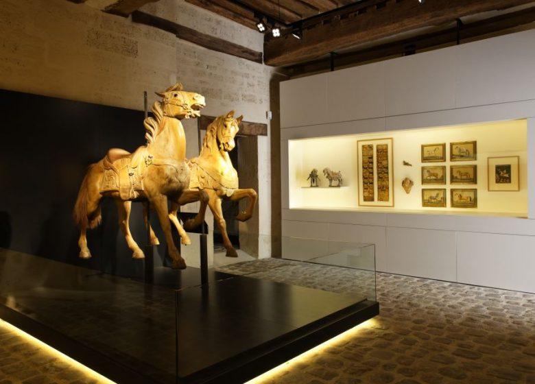 Musée du Cheval – Grandes Ecuries du Château de Chantilly