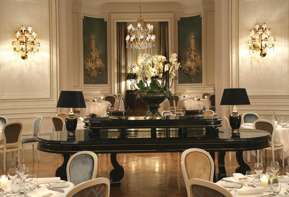 L'Opéra – Tiara Château-Hôtel Mont Royal Chantilly