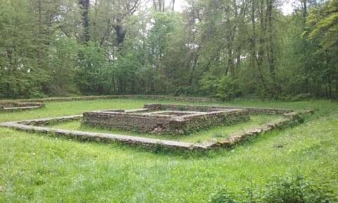 Temple gallo-romain