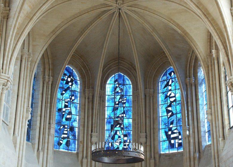 Chapelle royale Saint-Frambourg