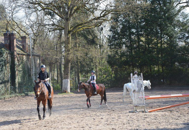Ecole d'équitation de Lamorlaye