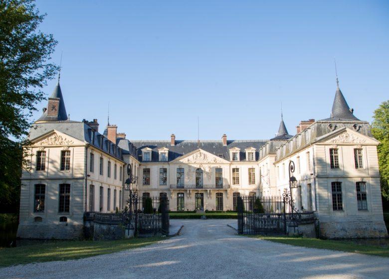 La Table du Poète – Château d'Ermenonville